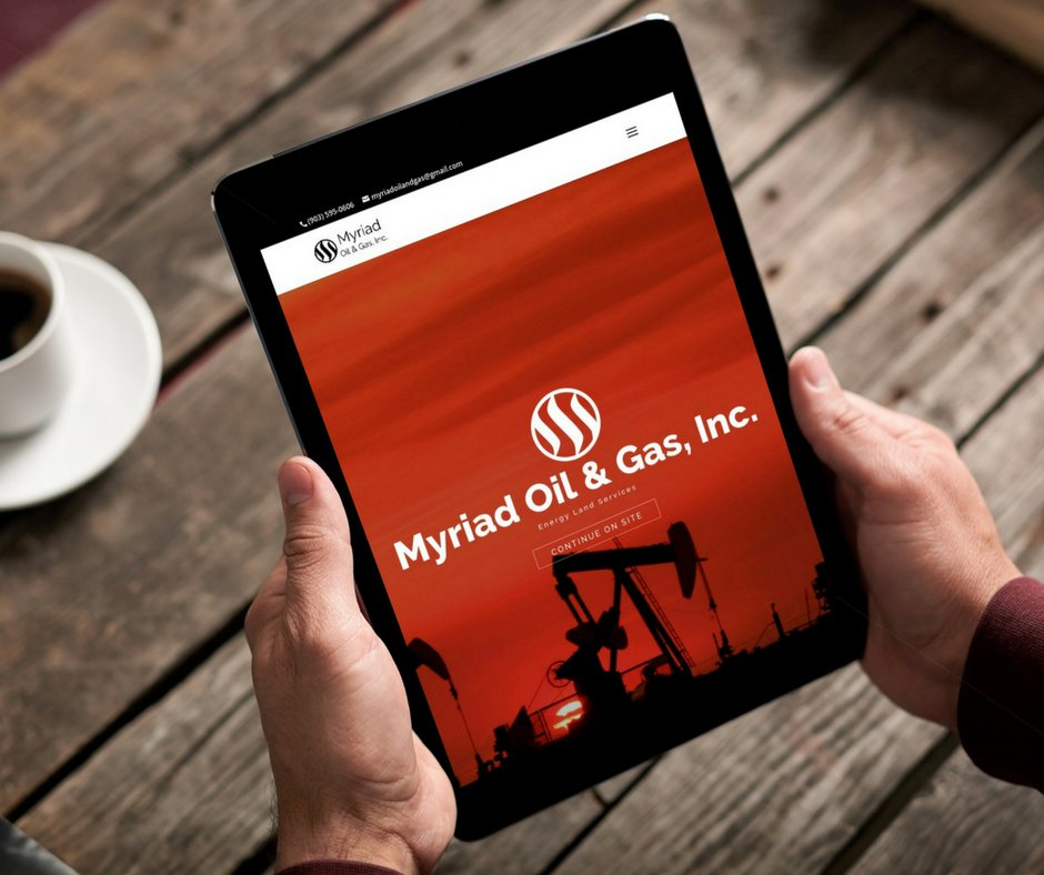 Top Energy Web Design Company in Texas